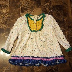 461826582c279 Matilda Jane Shirts & Tops   Never Grow Up Tunic   Poshmark